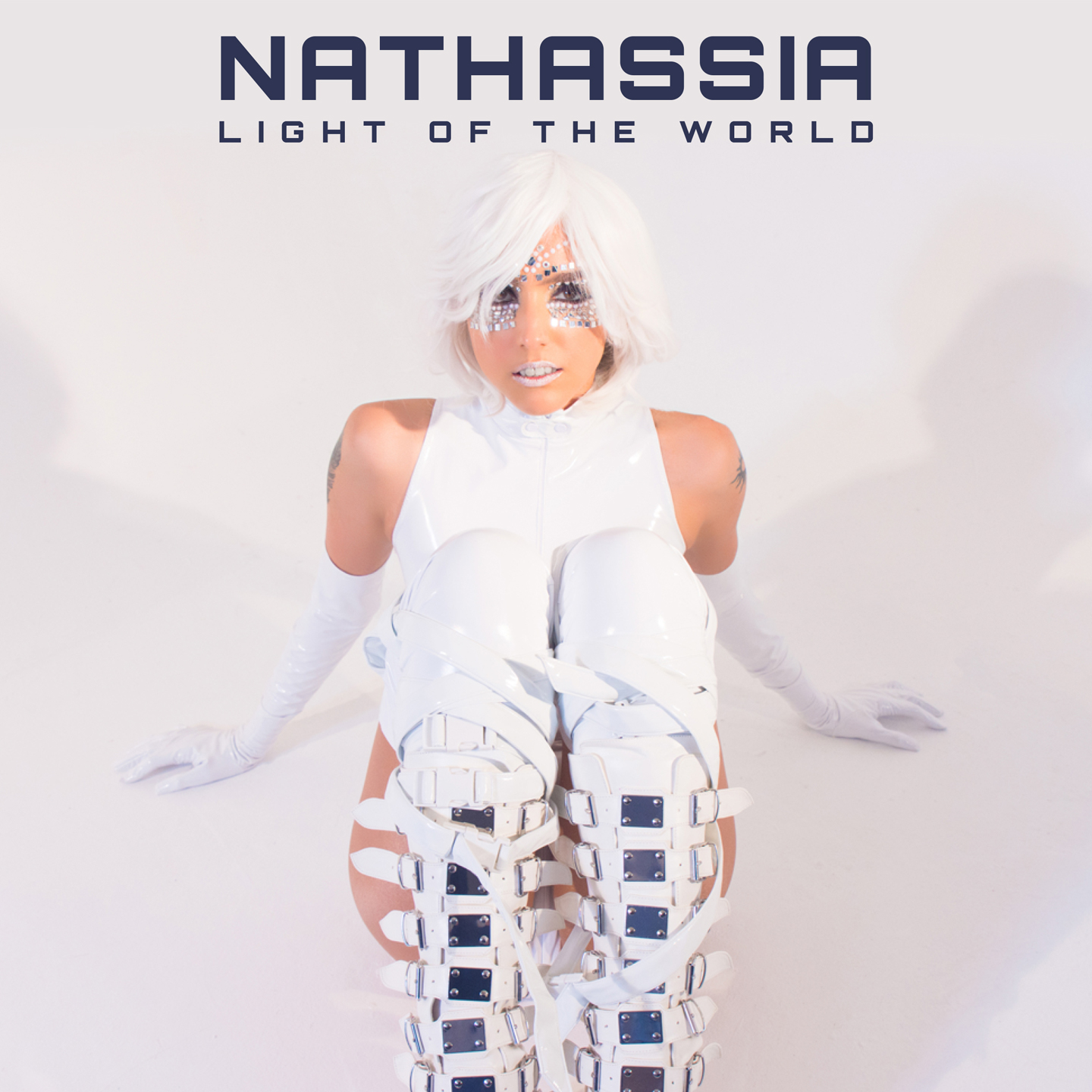 Light Of The World - Nathassia iTunes Album Artwork