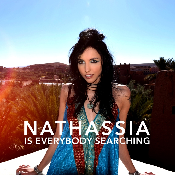 Nathassia Is Everybody Searching (Single Artwork) 1440X1440